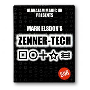 Zenner-Tech 2.0 (W/DVD) by Mark Elsdon